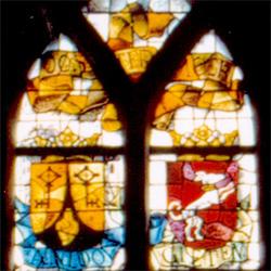 Oostermoer, het eerste raam rechts