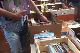 Boekenmarkt en boekeninzameling
